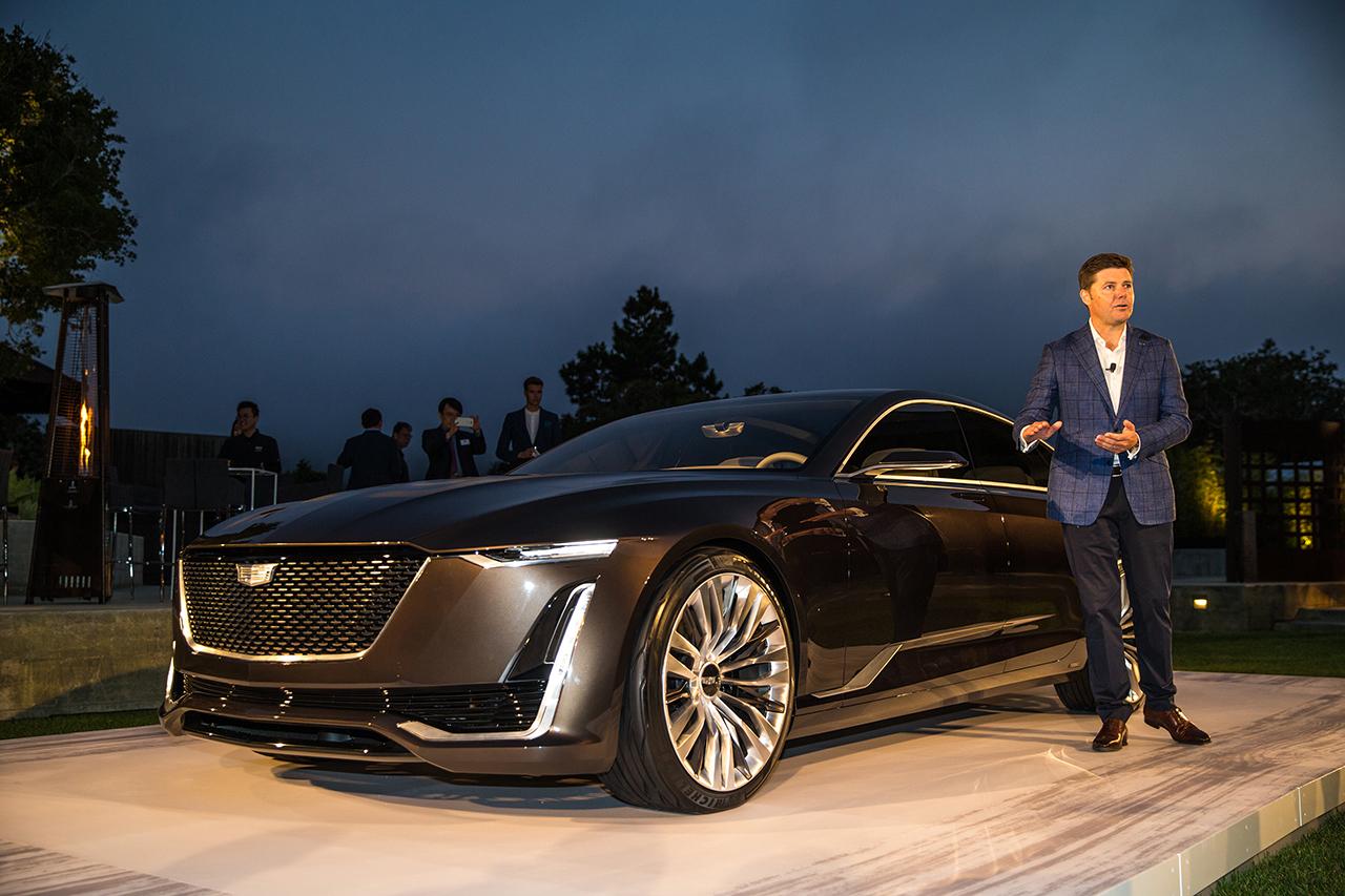 Model 2016 Pebble Beach  Cadillac Escala Concept  EgmCarTech