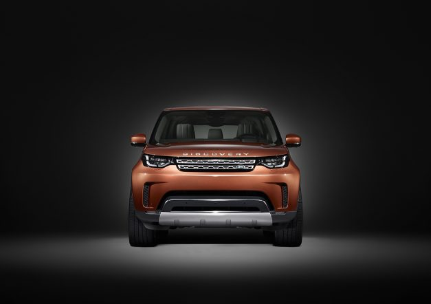 The next Land Rover Discovery gets teased to replace LR4