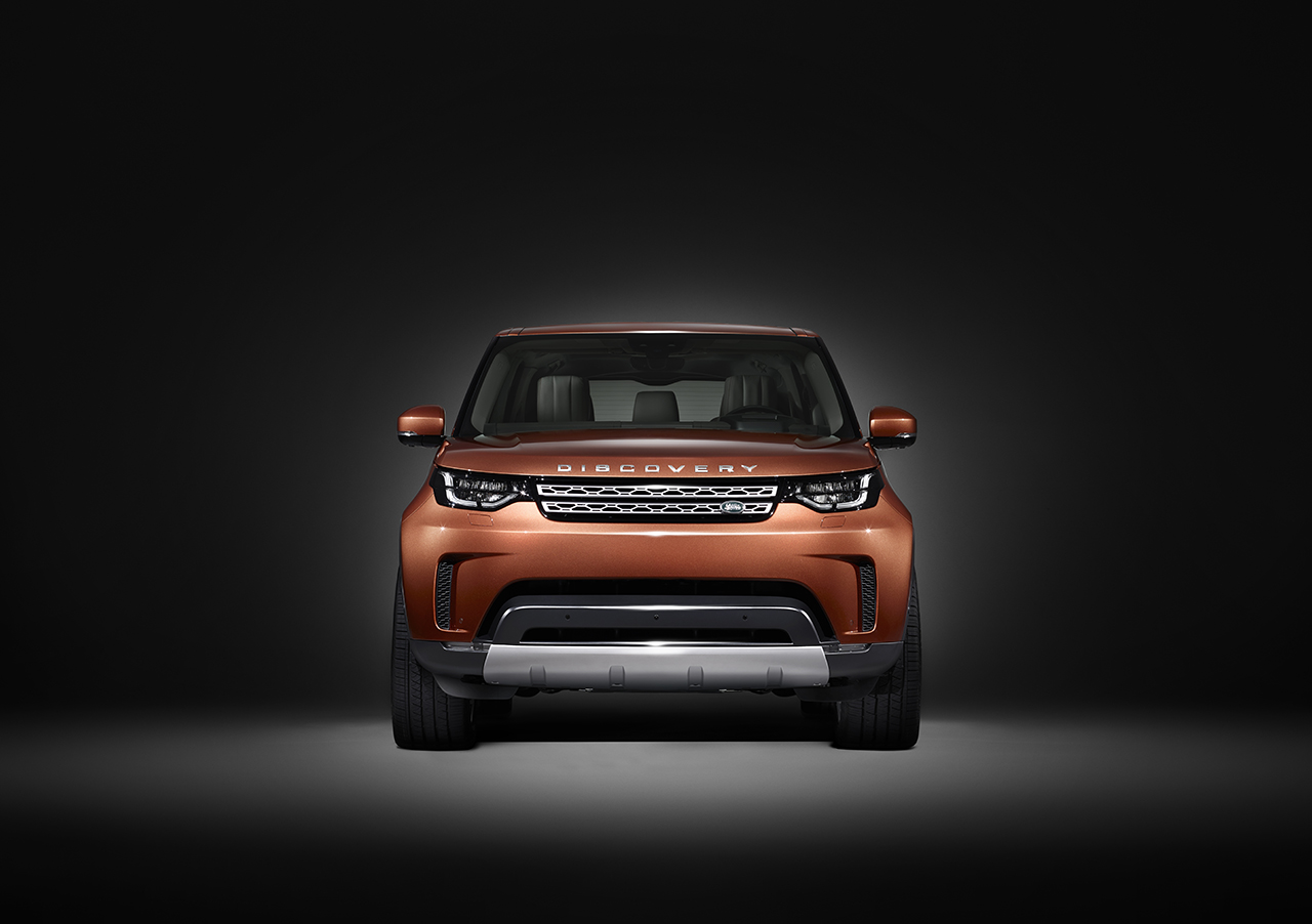 2016 - 2017 Land Rover Discovery Teaser (1)