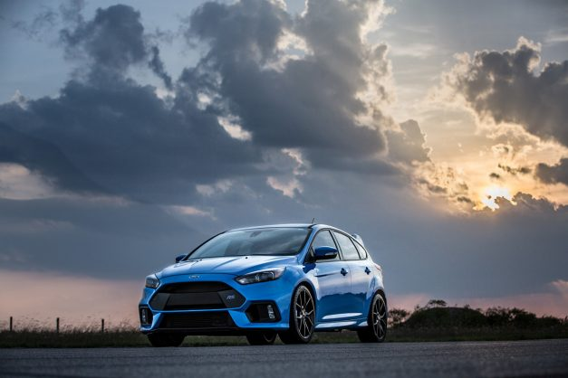 Hennessey Performance announces HPE400 package for the 2016 Ford Focus RS w/ video