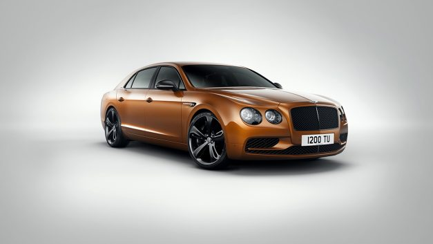 The 2017 Bentley Flying Spur W12 S is the company's first sedan to break 200 miles per hour