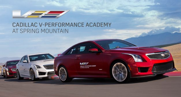 Cadillac offers free V-Performance Academy for 2017 CTS-V and ATS-V owners