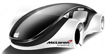 Report: Apple reportedly to buy McLaren Automotive, McLaren denies rumor