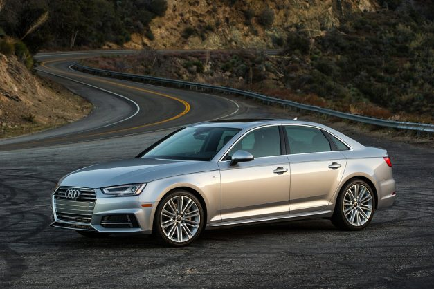 The 2017 Audi A4 gains a six-speed manual as standard with all-wheel drive