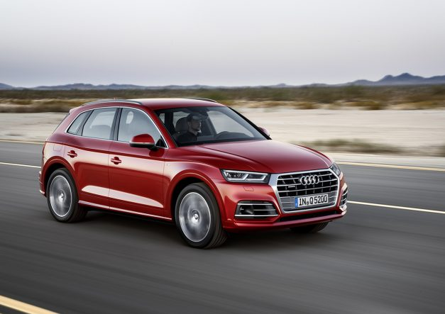 2017 Audi Q5 - egmCarTech - egmCarTech2017 Audi Q5 - egmCarTech