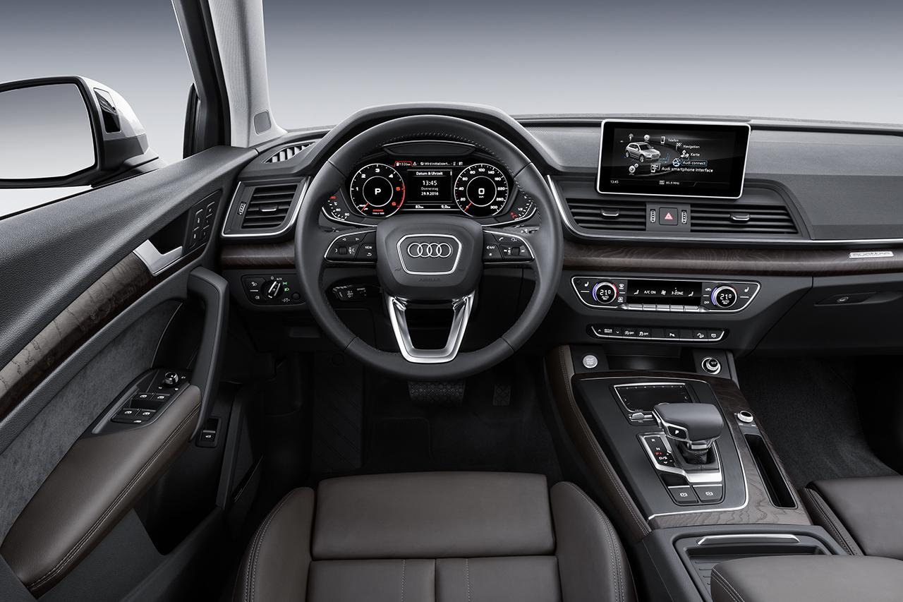 2017 Audi Q5 - egmCarTech - egmCarTech