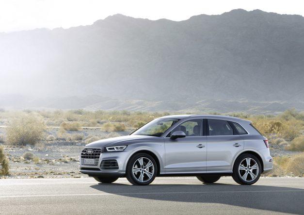 2016 Paris Preview: The next-generation Audi Q5 – this is it