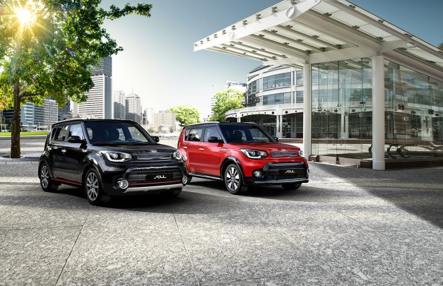 2016 Paris Preview: The Kia Soul SX gets some extra turbo oomph for Paris