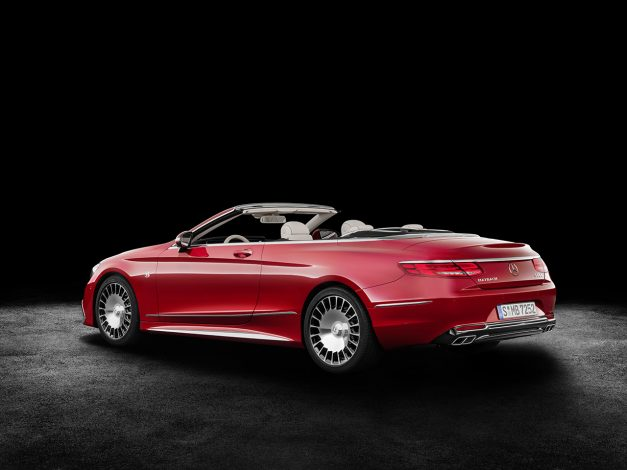 2017 mercedes maybach s650 cabriolet egmcartech egmcartech for Mercedes benz maybach 6 price