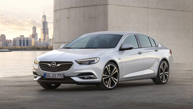 The new 2017 Opel Insignia is here and will also be the next Buick Regal