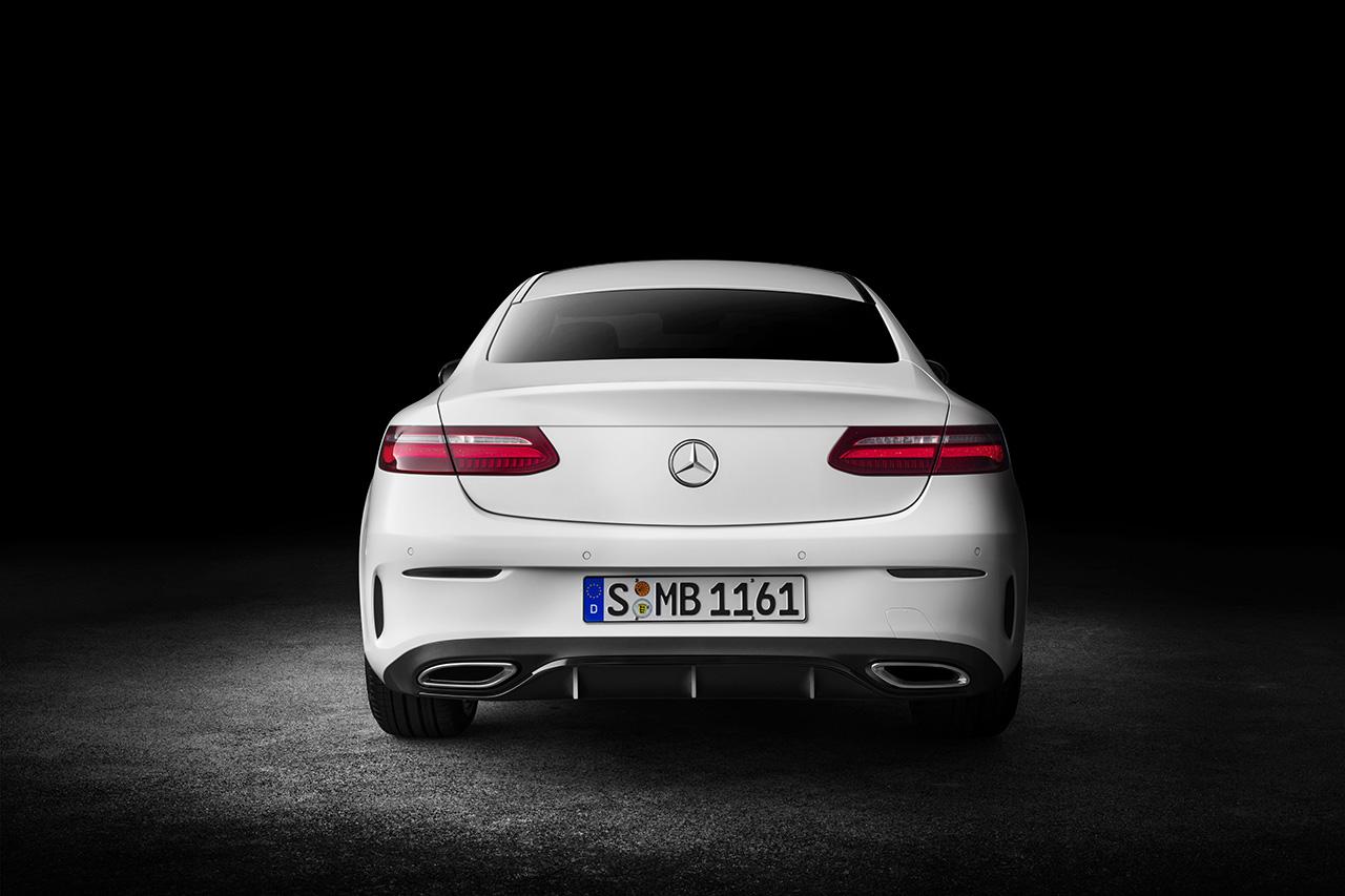2018 mercedes benz e class coupe 62 egmcartech for Mercedes benz e class sedan 2018