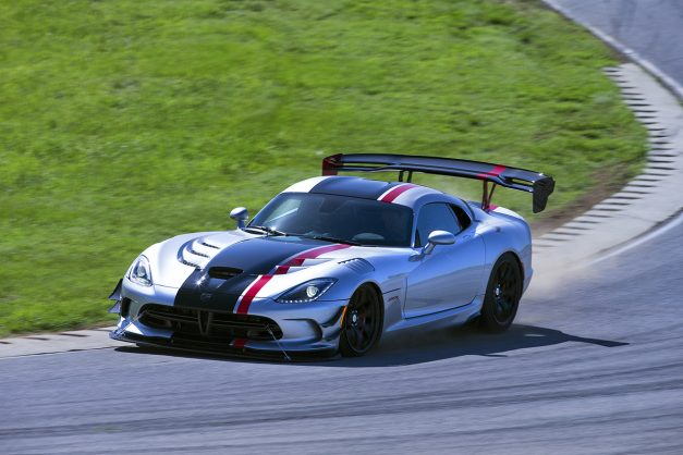 Help the Dodge Viper ACR retake its title as the fastest production car around the Nürburgring