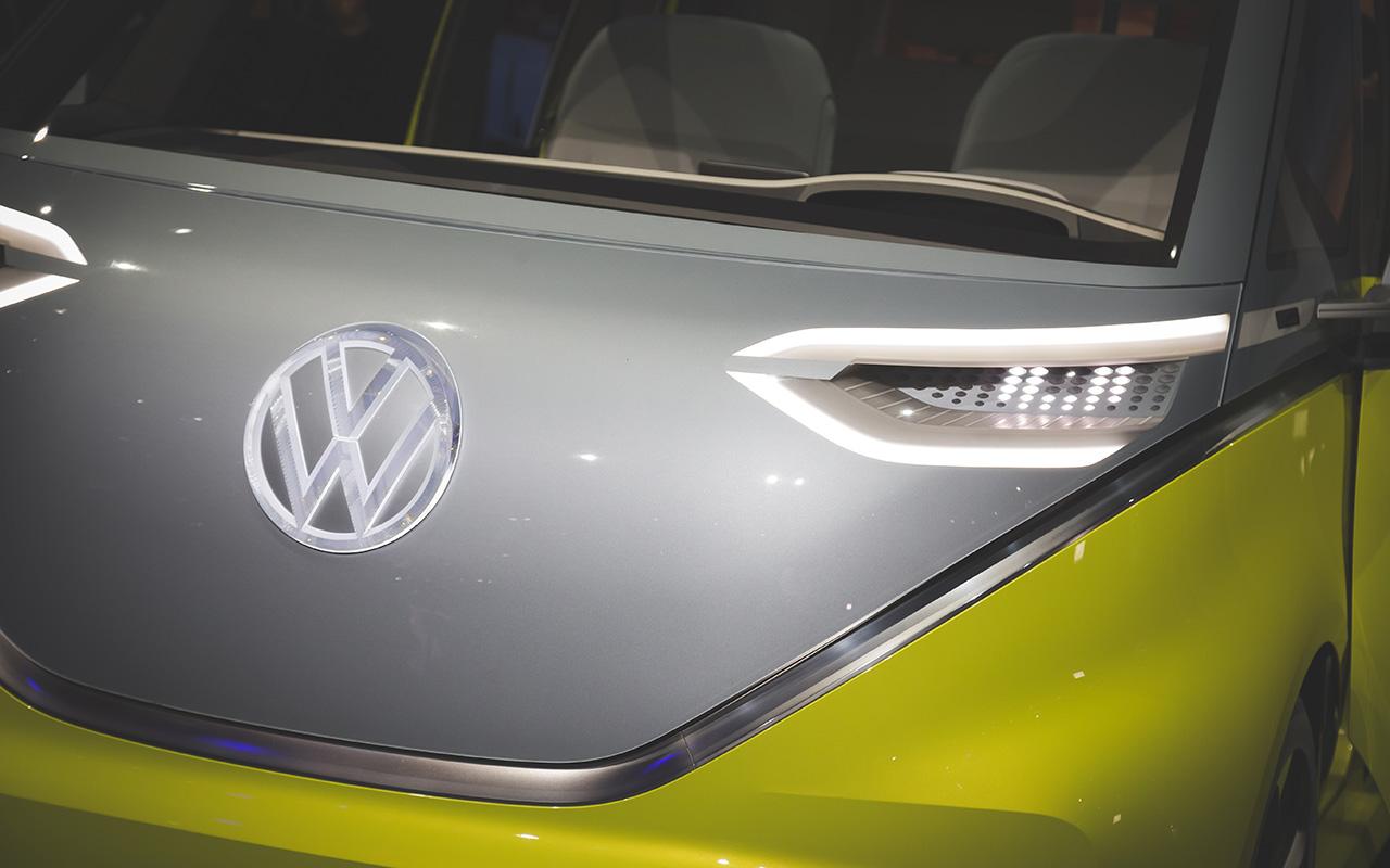 2017 naias volkswagen i d buzz concept 2 egmcartech. Black Bedroom Furniture Sets. Home Design Ideas