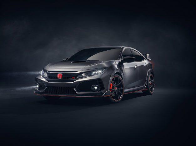 2017 Geneva Preview: Honda confirms production Civic Type-R at Geneva