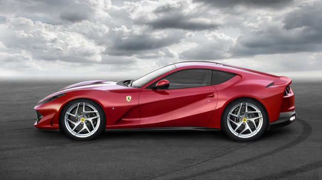2017 Geneva Preview - Ferrari 812 Superfast