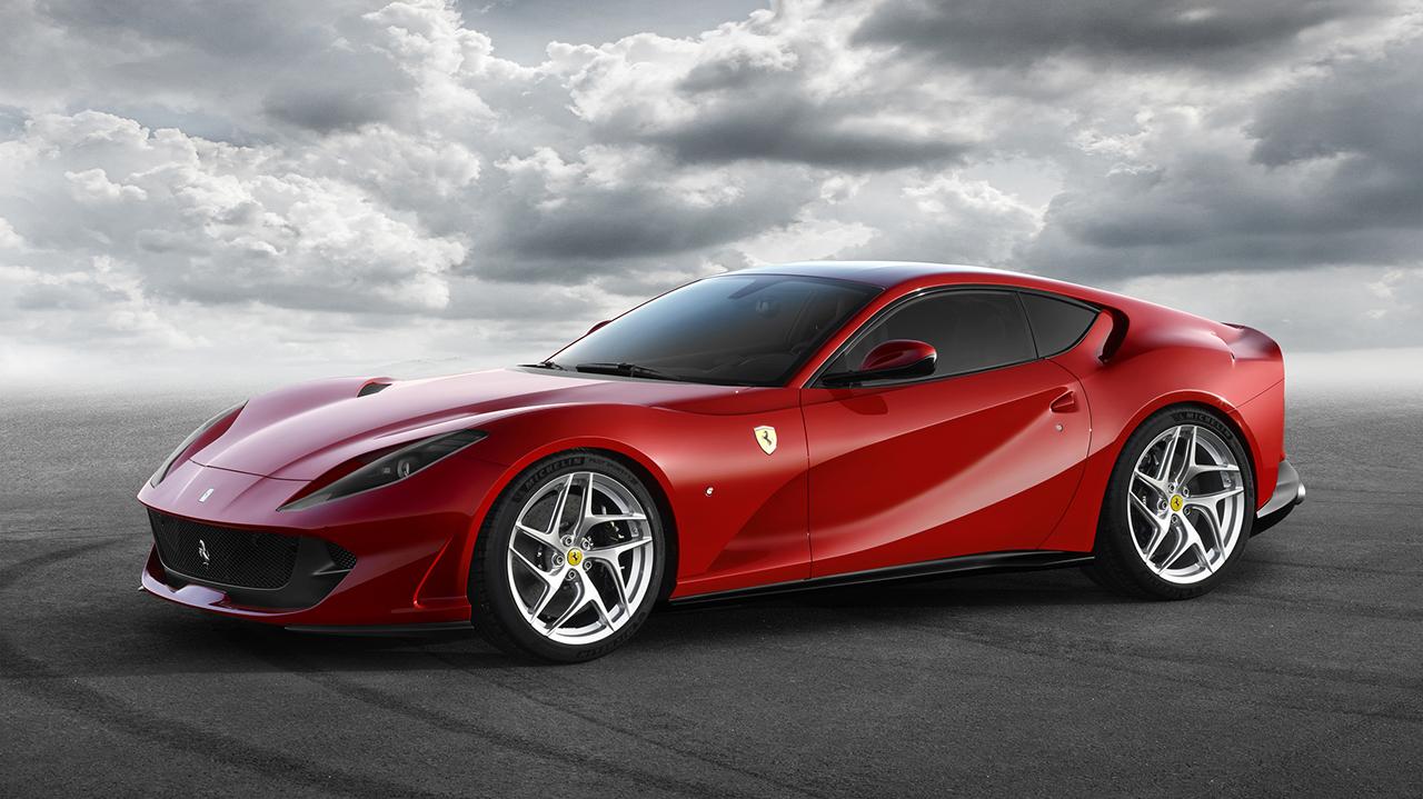2017 Geneva Preview - Ferrari 812 Superfast