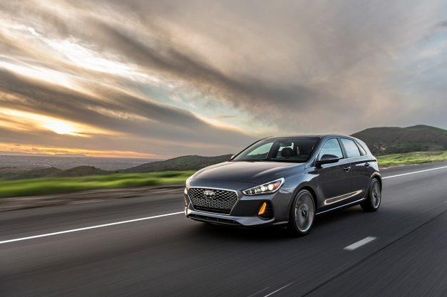 2017 Chicago: The all-new, Nürburgring-tuned 2018 Hyundai Elantra GT arrives as America's i30