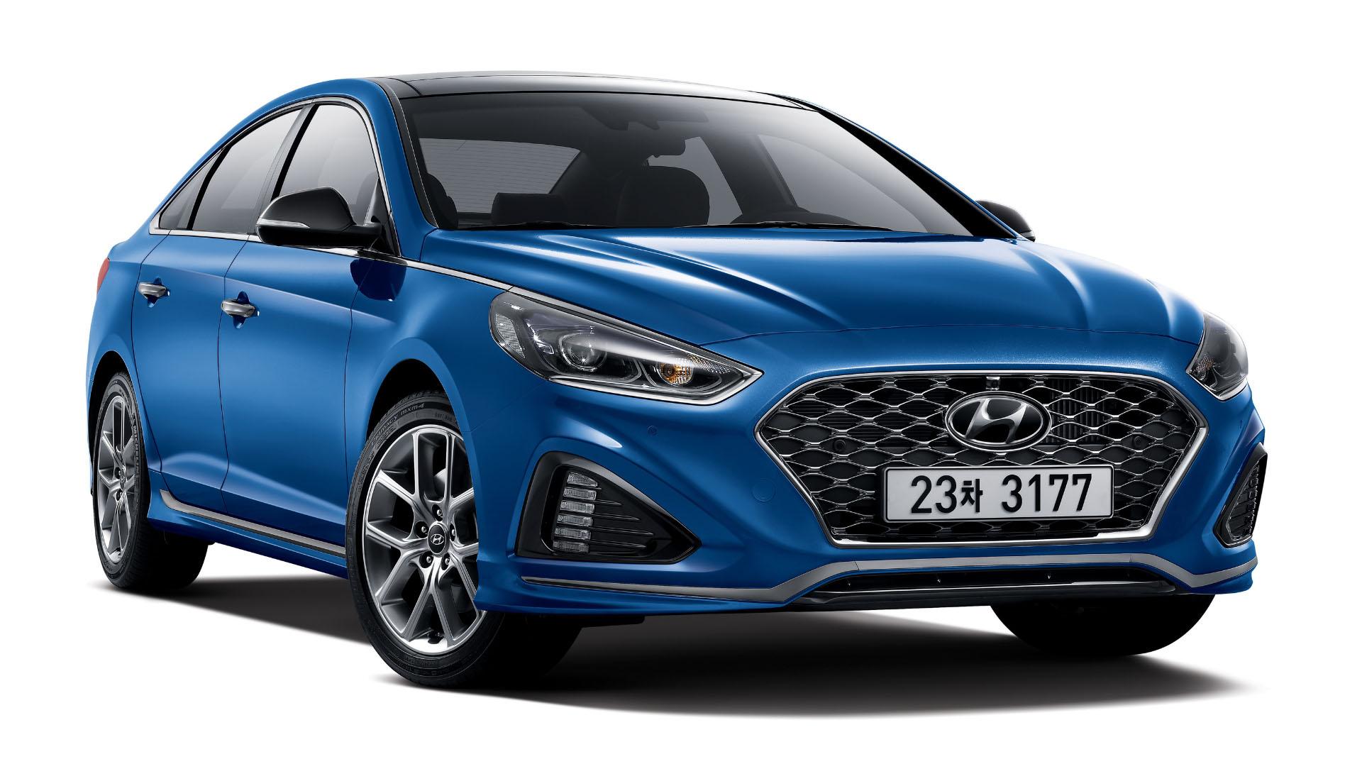 2017 Hyundai Sonata - Korean Market (1)