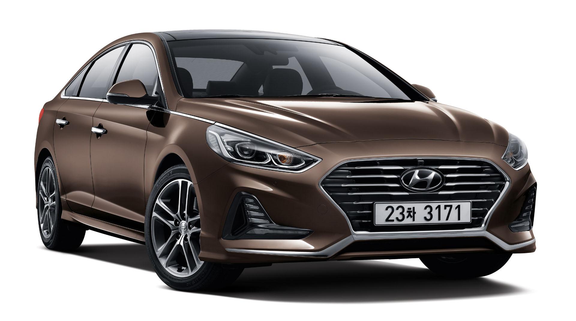 2017 Hyundai Sonata - Korean Market