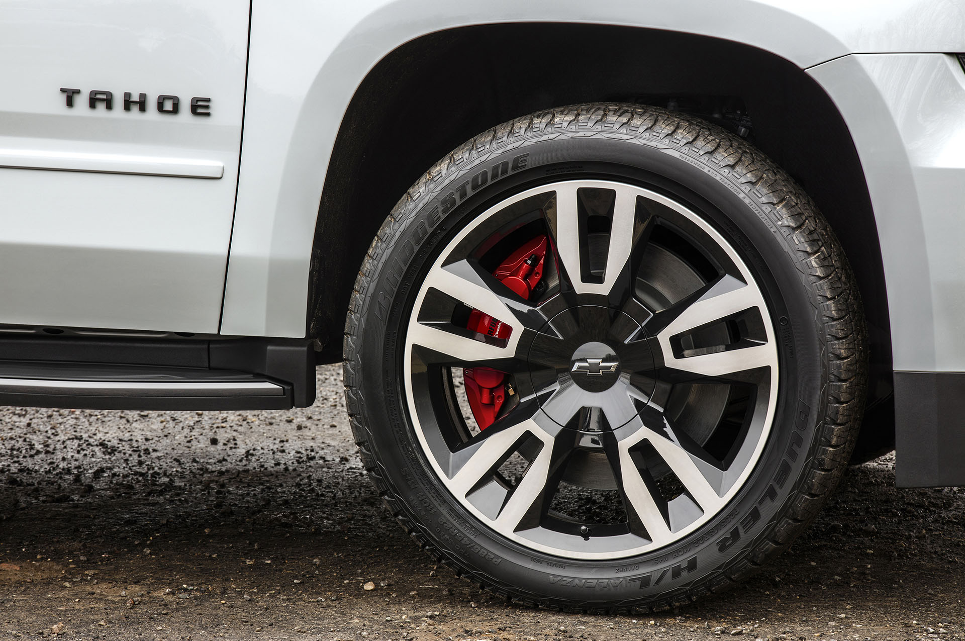 2017 NY - Chevrolet Tahoe Rally Sport Truck Edition