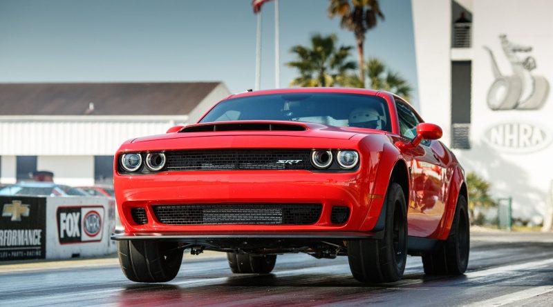 dodge challenger srt demon is an 840 horsepower monster car burst. Cars Review. Best American Auto & Cars Review