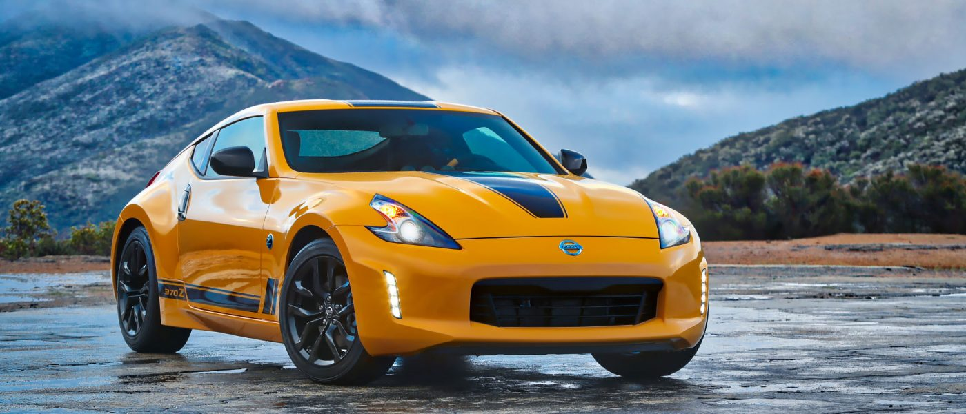 2017 New York Preview: Nissan unveils 2018 370Z Heritage Edition, reminds us the 370Z is still for sale