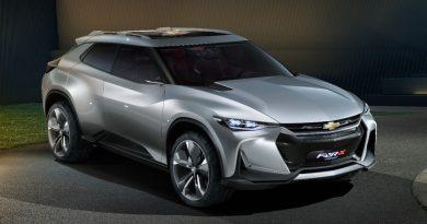 2017 Shanghai Preview: The Chevrolet FNR-X Concept provides a glimpse into future model designs