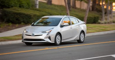 Toyota reveals new Prius One, making it the cheapest standard Prius available