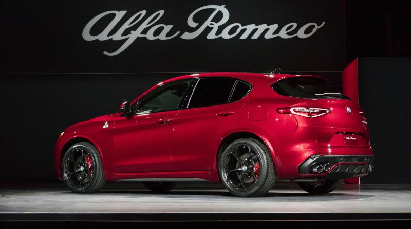 2017 New York Preview: The Alfa Romeo Stelvio lineup to debut at the ...