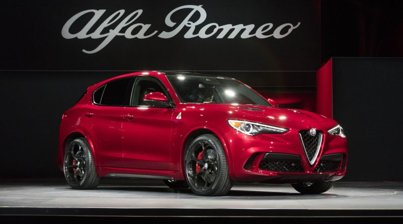2017 New York Preview: The Alfa Romeo Stelvio lineup to debut at the NYIAS - Car Burst