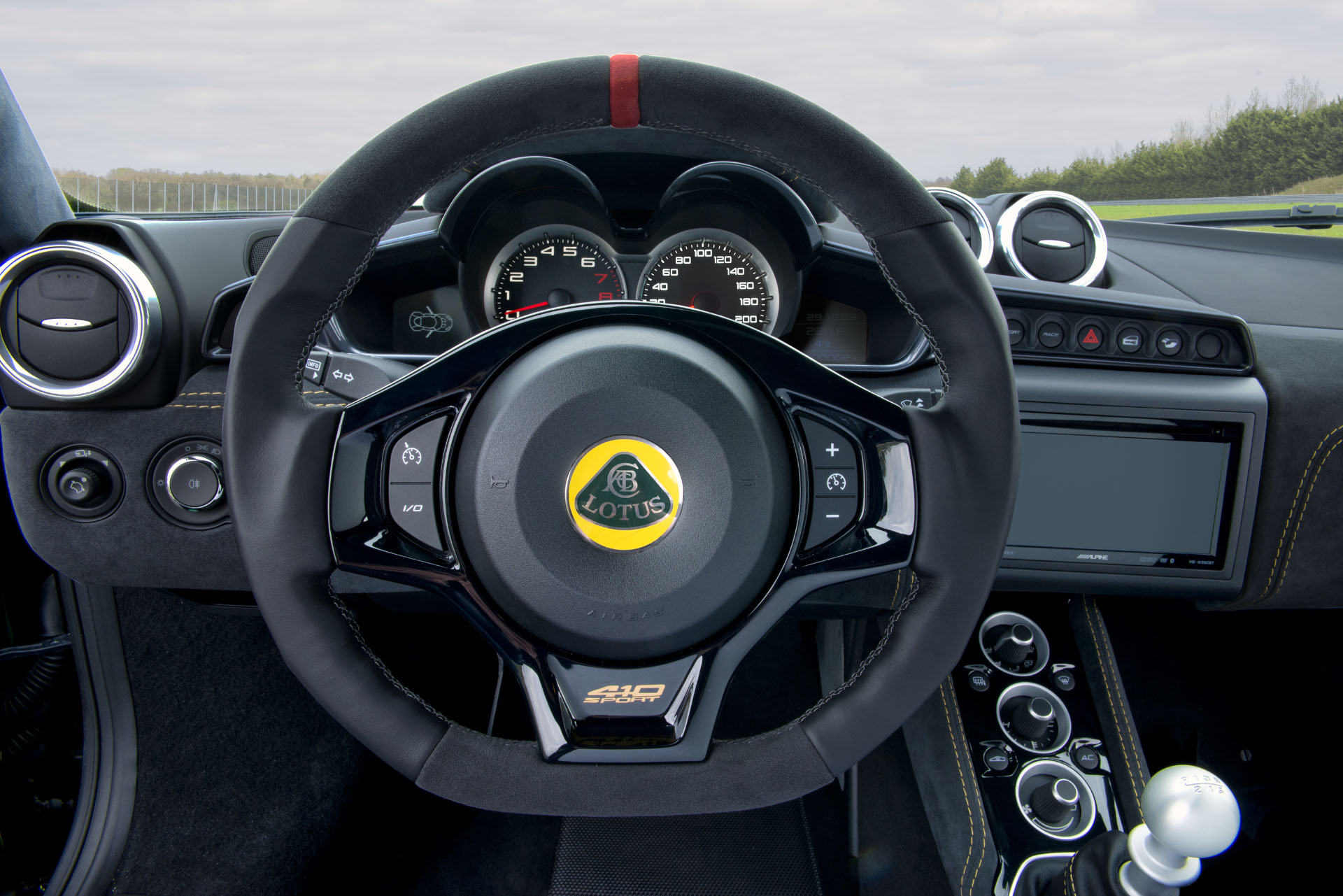 Lotus Evora Sport 410 GP Edition (5)