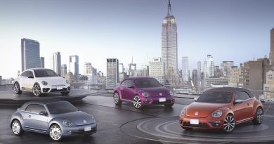 Report: The end of the Volkswagen Beetle and Scirocco might be near again