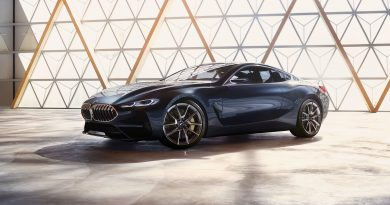 BREAKING: The new BMW 8-Series is back after a 18-year hiatus and this is it in concept form
