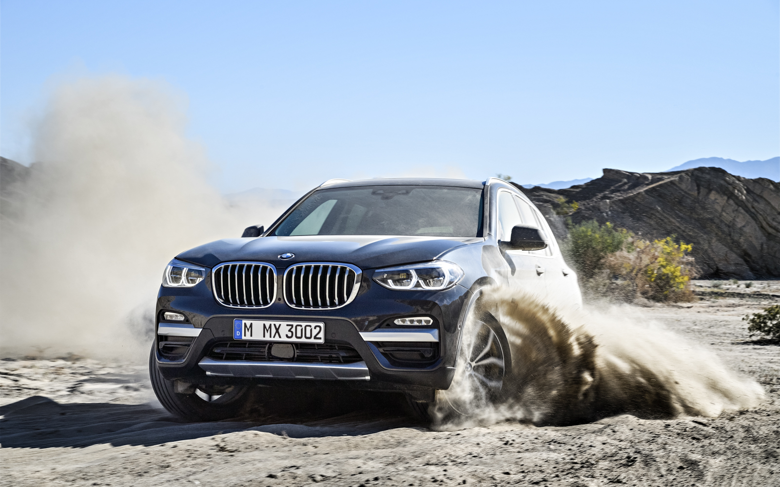 The 2018 BMW X3 builds on previous successes