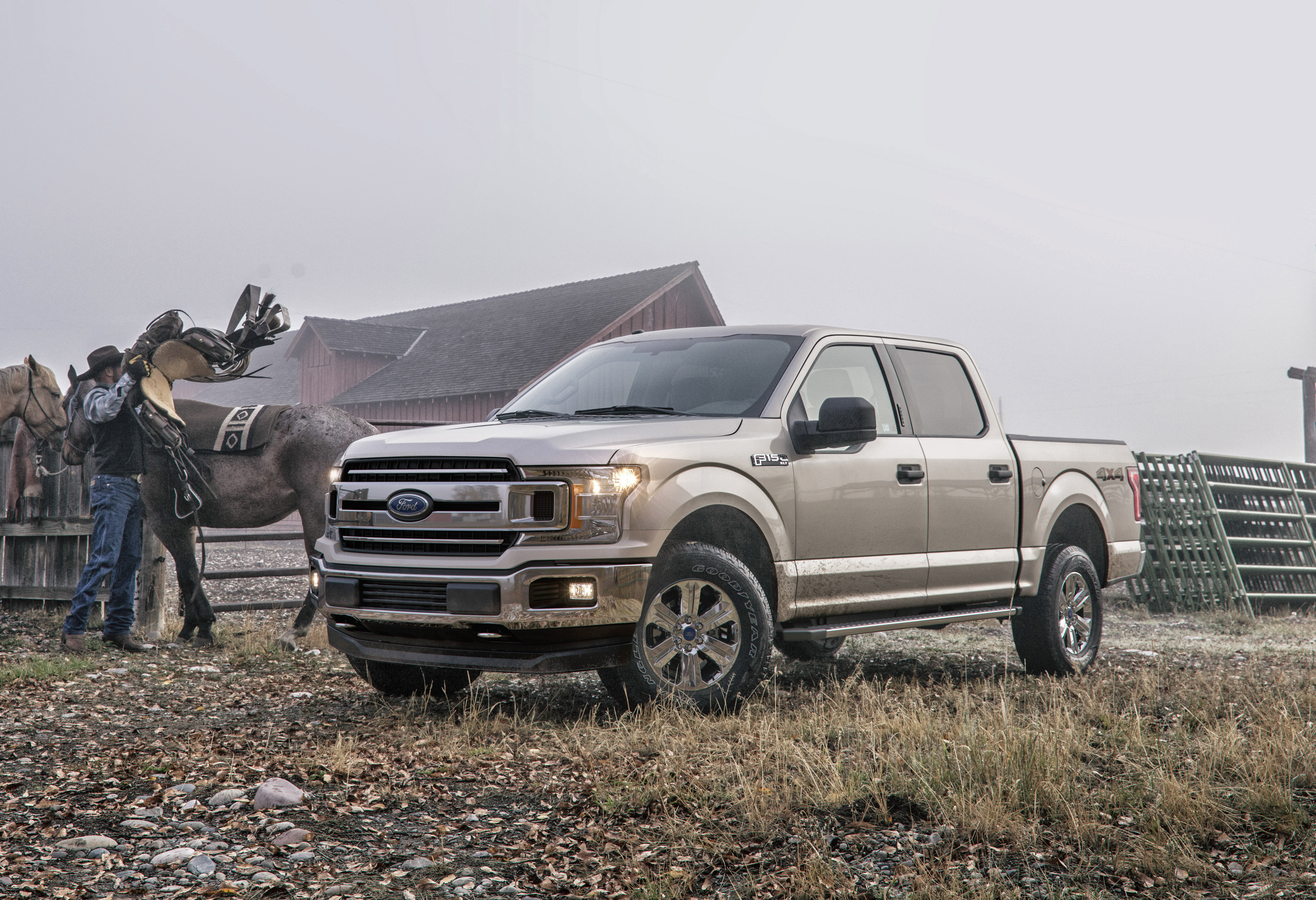 Report: The Ford F-150 diesel engine comes from Jaguar ...