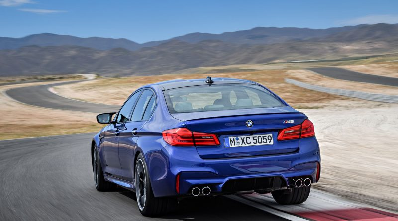 The All New Sixth Generation Quot F90 Quot Bmw M5 Slides Into View