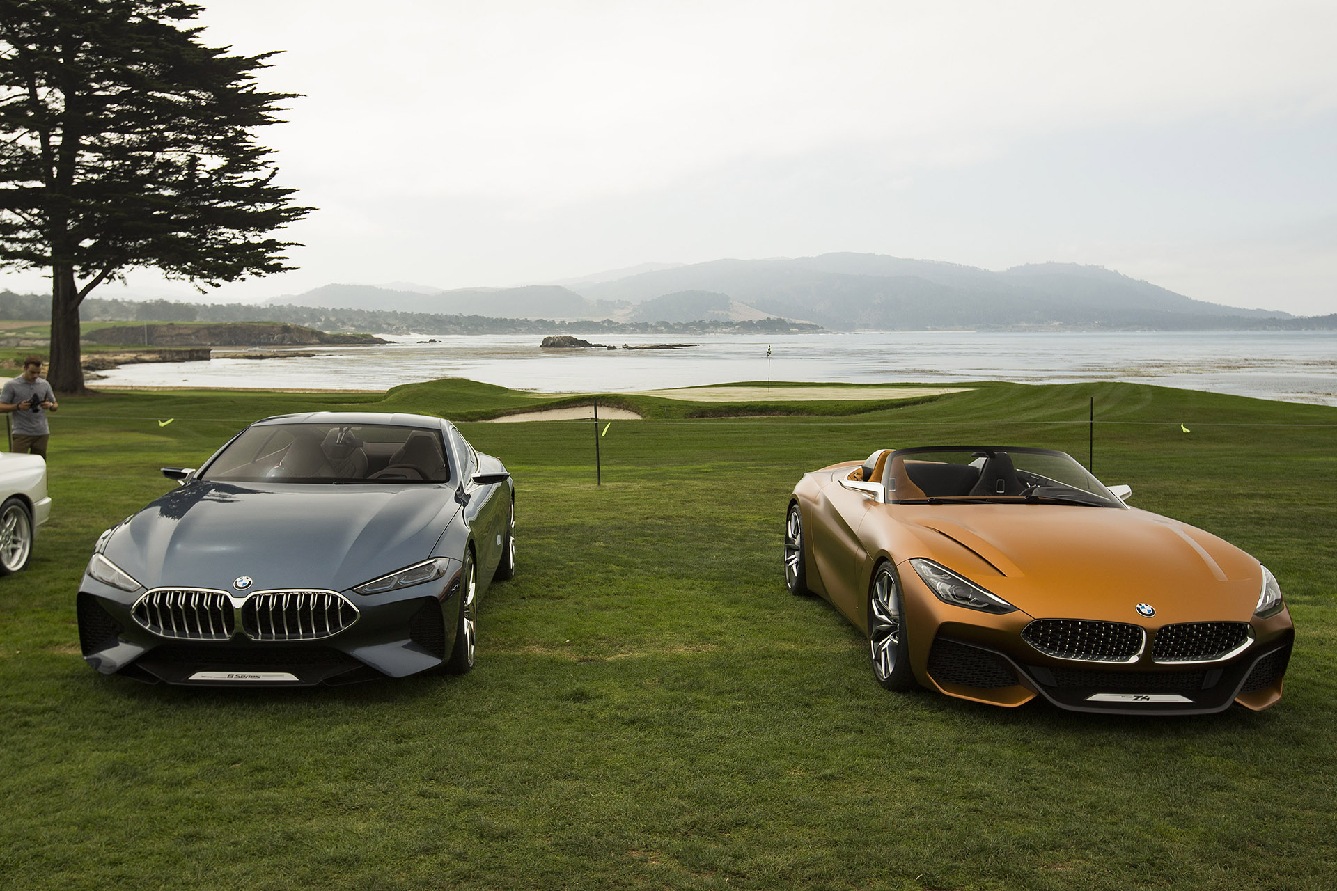 2017 Monterey The New Bmw Concept Z4 Picks Up Where The