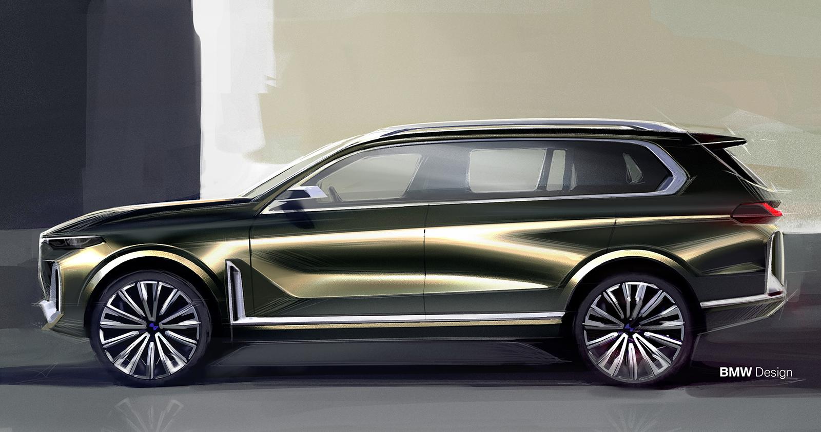 2017 Frankfurt Preview The Big Schnoz Bmw Concept X7