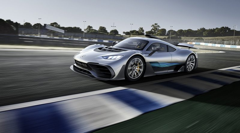 2017 IAA - Mercedes-AMG Project ONE