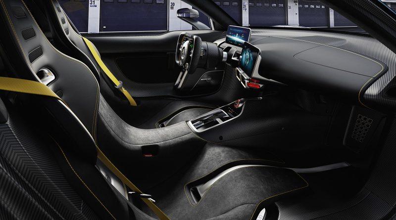2017 IAA - Mercedes-AMG Project ONE
