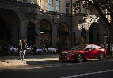 2017 Los Angeles: The Mazda6 finally gains turbocharged power