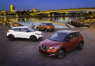 2017 Los Angeles: The 2018 Nissan Kicks replaces the Juke entry-level crossover
