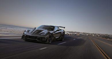 2017 Los Angeles: The 755-horsepower 2019 Chevrolet Corvette ZR1 zooms into LA