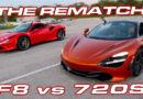 The REMATCH – Ferrari F8 vs McLaren 720S