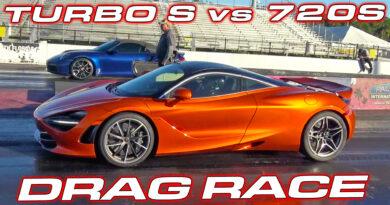 720s vs 992 turbo s