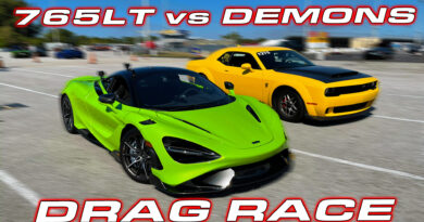 Demon vs 765LT