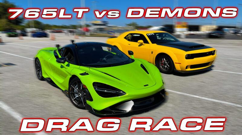 Demon vs 765LT