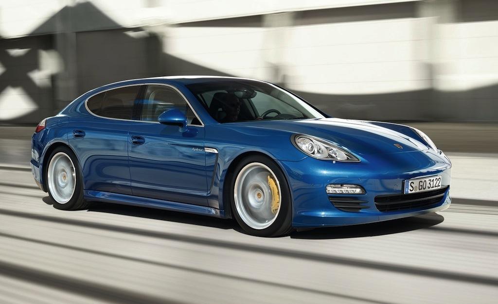 2012 Porsche Panamera S Hybrid