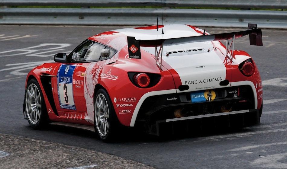 Aston Martin V12 Zagato Racer