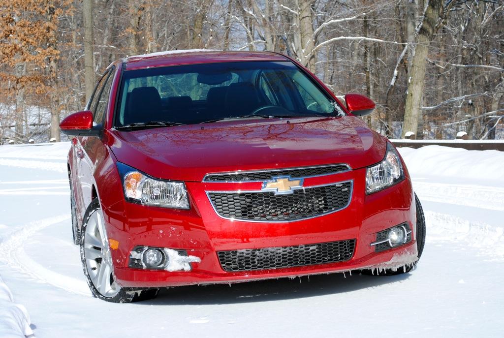 Review: 2011 Chevrolet Cruze